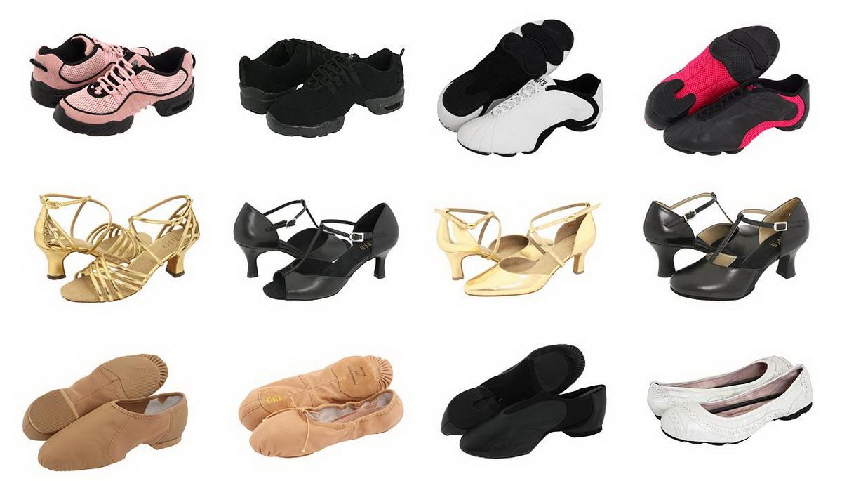 Советы по выбору танцевальной обуви